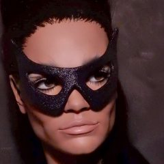 Dig This Amazing Sculpture of Eartha Kitt's CATWOMAN