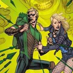 EXCLUSIVE Preview: GREEN ARROW #49
