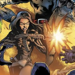 EXCLUSIVE Preview: G.I. JOE #259