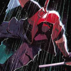 EXCLUSIVE Preview — RED HOOD: OUTLAW #31