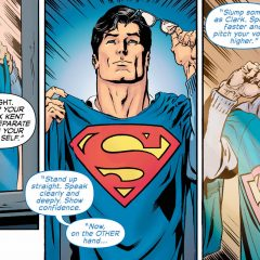 FIRST LOOK — MARV WOLFMAN's 'Lost' SUPERMAN Comic
