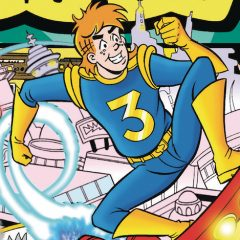 INSIDE LOOK: Cult-Fave ARCHIE 3000 Is Back in Print