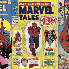 13 MARVEL TALES COVERS to Make You Feel Good