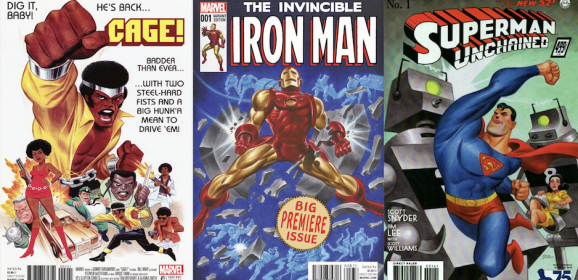 13 COVERS: A BRUCE TIMM Birthday Celebration