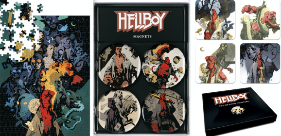 Dig These Upcoming HELLBOY Collectibles