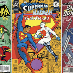 13 COVERS: A MIKE and LAURA ALLRED Spotlight