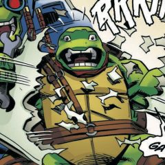 SNEAK PEEK — TMNT: URBAN LEGENDS #10