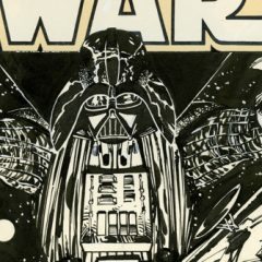 Simonson's STAR WARS Gets Artist's Edition Treatment