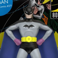 Dig This New FIRST APPEARANCE BATMAN Figure