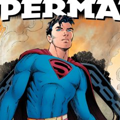 SUPERMAN: YEAR ONE Coming in June From Miller and Romita Jr.