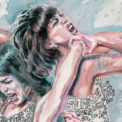 FIGHT CLUB 3 #3: The Making of David Mack's Cover