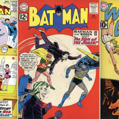 NOT A HOAX! A Look at the Birth of DC's IMAGINARY STORIES