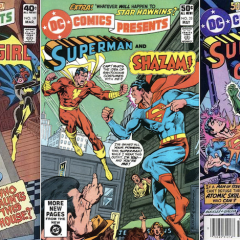 13 DC COMICS PRESENTS COVERS to Make You Feel Good