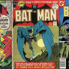 13 Top Artists Pick Their Favorite BATMAN Covers