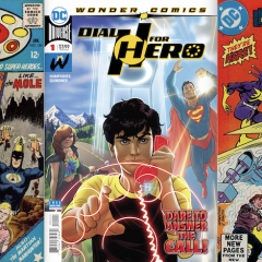 DIAL H FOR HERO: DC's New Title is a Love Letter to Comics Past