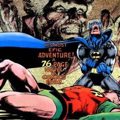 The TOP 13 BATMAN Countdown — #4: THE RA'S AL GHUL SAGA