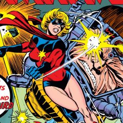 13 COVERS: Spotlighting MS. MARVEL in the Bronze Age