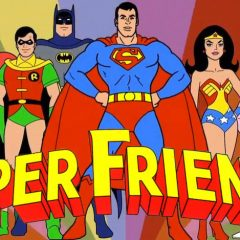 Check Out THE WORLD'S GREATEST SUPER FRIENDS PODCAST