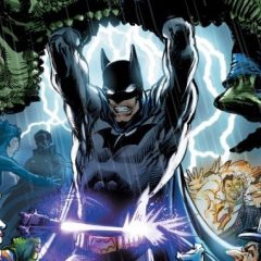 NEAL ADAMS Holds DETECTIVE COMICS #1000 Giveaway
