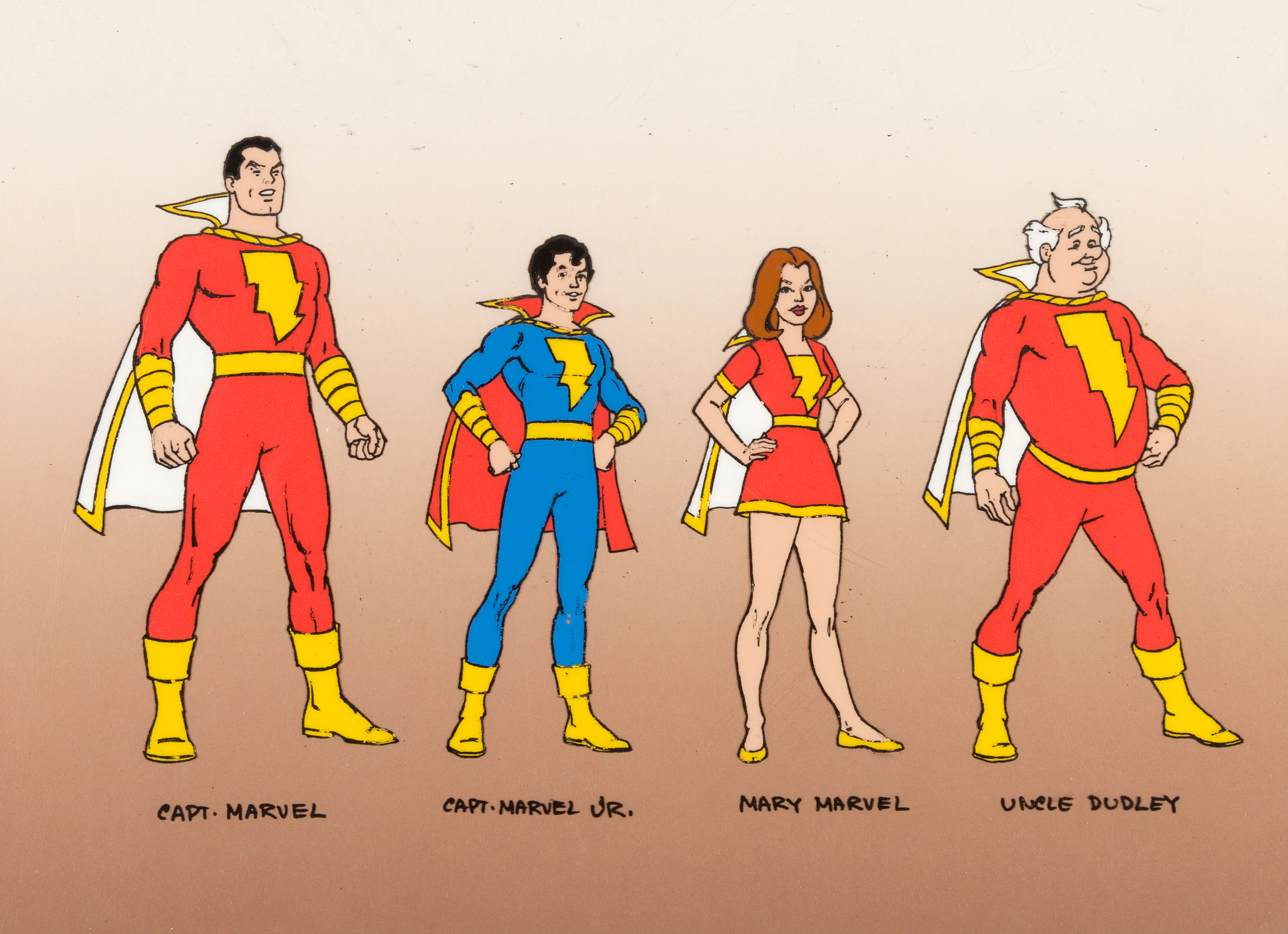 shazam! 13 things to love about the original captain marvel | 13th