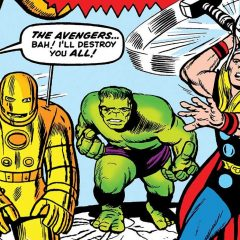 MARVEL to Release Supersize Collection of Classic Covers