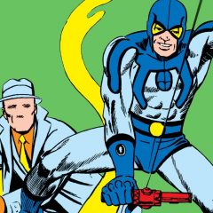 DC Plans New Collection of DITKO's CHARLTON Superhero Stories