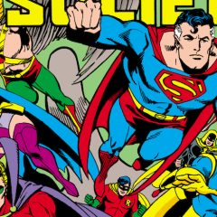 Classic JUSTICE SOCIETY Comics Getting Collected This Summer
