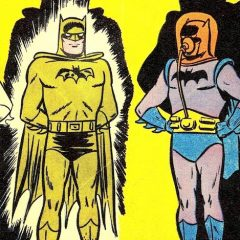 13 GREAT BATMAN COVERS: A WIN MORTIMER Celebration