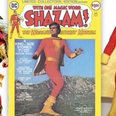 SHAZAM! 13 Things to Love About the Original CAPTAIN MARVEL