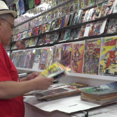Inside the Mad, Mad World of the Modern Comics Shop