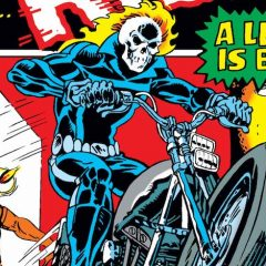 Roy Thomas Pays Tribute to GHOST RIDER's Gary Friedrich