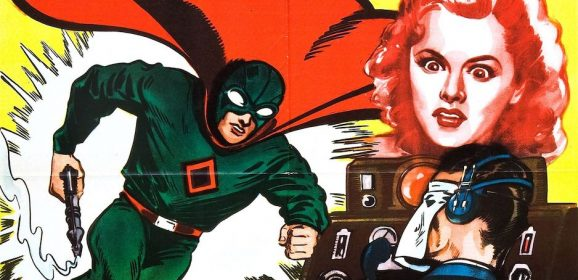 HAVE NAZIS, WILL SMASH: 1942's SPY SMASHER Movie Serial