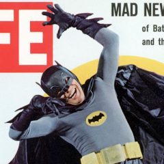 EXCLUSIVE: Read ADAM WEST's Final Published Work