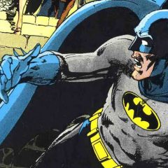 The TOP 13 BATMAN STORIES, Picked by PAUL LEVITZ