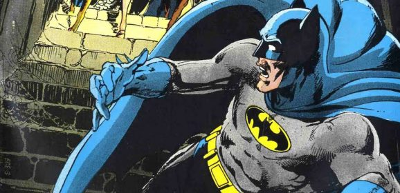 The TOP 13 BATMAN STORIES, Picked by PAUL LEVITZ
