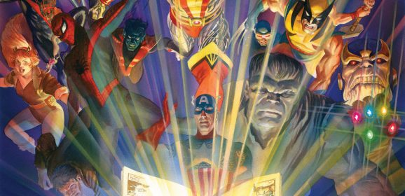 Marvel to Celebrate 80 Years With MARVEL COMICS #1000