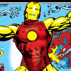 13 COVERS: A Salute to IRON MAN