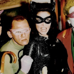 LEE MERIWETHER: Meredith, Romero and Gorshin Were the Cat's Meow