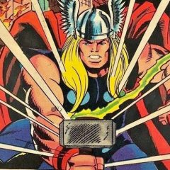 13 COVERS: A Salute to THOR