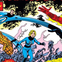 BYRNE's FANTASTIC FOUR Gets Special Limited Edition Collection