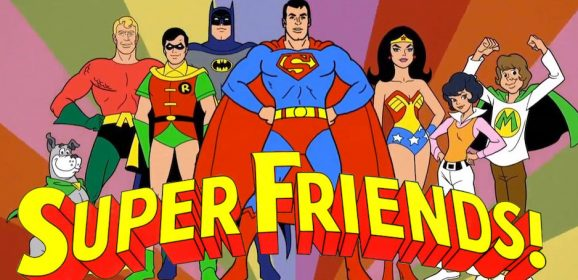 THE WORLD'S GREATEST SUPER FRIENDS PODCAST: Episode 3