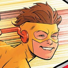 13 KID FLASH COVERS to Make You Feel Good