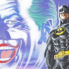 BATMAN '89 Movie Adaptation to Get Deluxe Hardcover