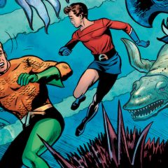AQUAMAN SILVER AGE OMNIBUS Is Swimming to You Soon