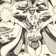 JOHN BYRNE's 'Marvel Classics' Get Artifact Edition