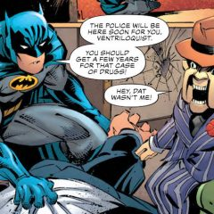 SNEAK PEEK: The DETECTIVE COMICS #1000 DELUXE EDITION Hardcover