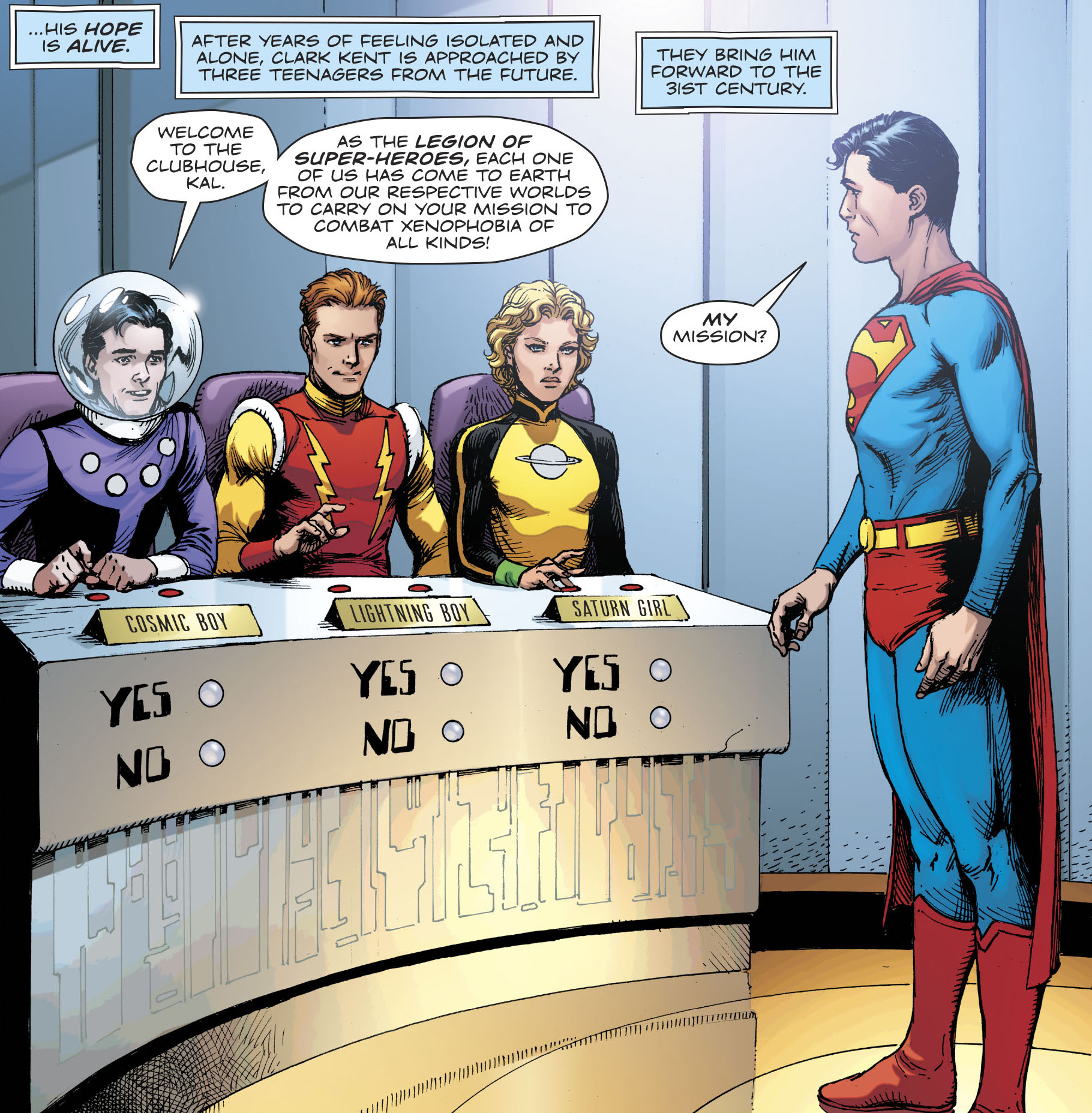 Doomsday Clock 10 How The Metaverse Is The Salvation Of Dc S