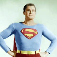 SUPERMAN'S SUPERMEN: Dig This Lecture on George Reeves and Curt Swan
