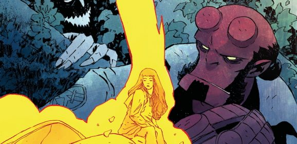 HELLBOY AND THE BPRD: SATURN RETURNS #2 Cover Revealed