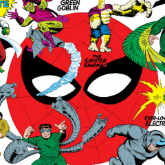 THE SPIDER'S WEB: The Days of Ditko to the Reign of Romita